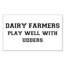 Dairy Farmers Decal