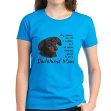 Dachshund Mom Tee