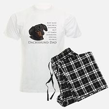 Dachshund Dad Pajamas