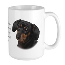 Dachshund Blessings Mug