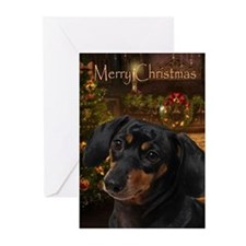 Dachshund Holiday Cards (Pk of 20)