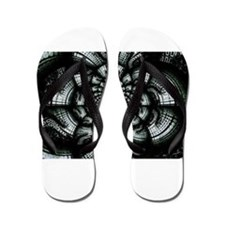 The Reaching Hands Collection Flip Flops