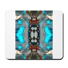 The Glass Dragons Collection Mousepad