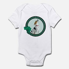 Irish Pride Foxhound Infant Bodysuit