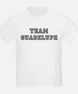 Team Guadelupe Kids T-Shirt