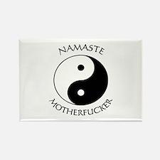 Cute Yin yang Rectangle Magnet (10 pack)