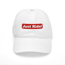 Just Ride Cap