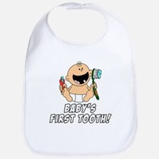 Baby's First Tooth Bib