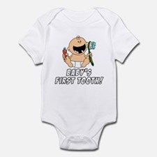 Baby's First Tooth Infant Bodysuit