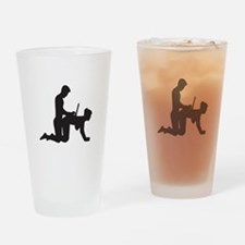 WFH Drinking Glass