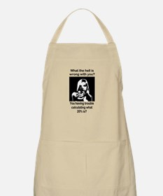 Cool Whisky Apron
