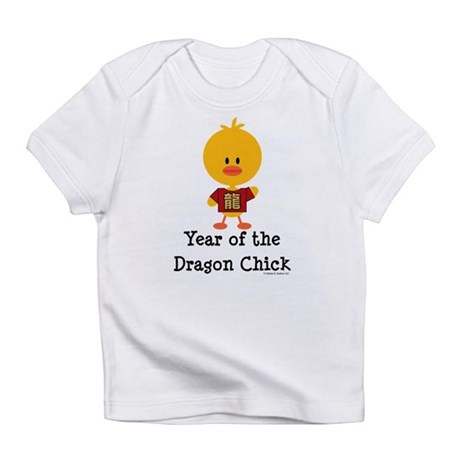 Year of the Dragon Chick Infant T-Shirt