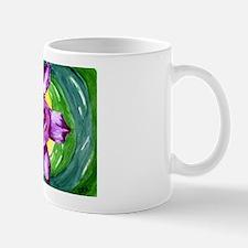 Purple Propeller Gardenia Mug