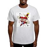 Meh Tattoo Light T-Shirt