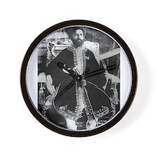 Unique Haile selassie Wall Clock