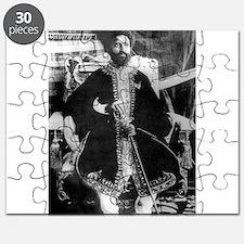 Unique Rastafari Puzzle