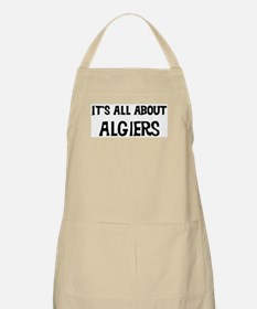All about Algiers BBQ Apron