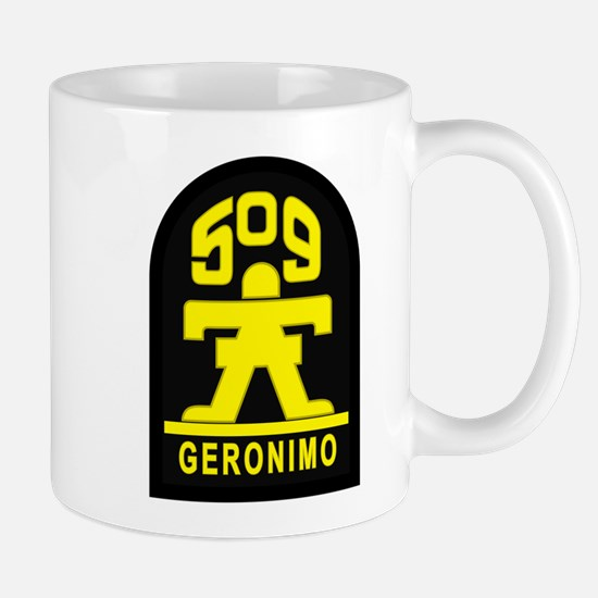 509th Infantry Mug