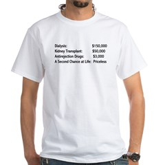 Shirt Cost of kidney transplant