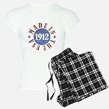 1912 Made In The USA Pajamas