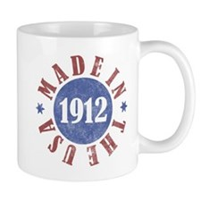 1912 Made In The USA Mug