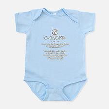 Cancer Infant Bodysuit