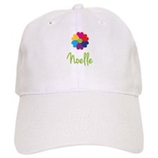 Noelle Valentine Flower Baseball Cap