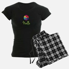 Noelle Valentine Flower Pajamas