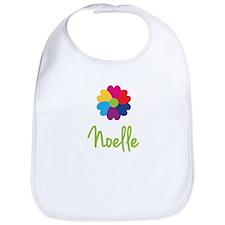 Noelle Valentine Flower Bib