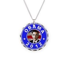 Obama 2012 Necklace