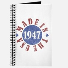 1947 Made In The USA Journal
