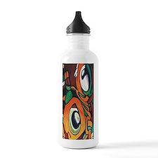 Mayan Eyes Water Bottle