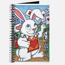 Cute Lewis carrol Journal