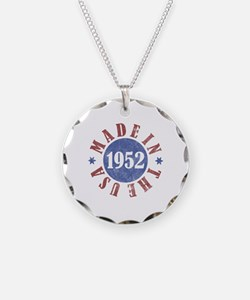 1952 Made In The USA Necklace