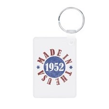 1952 Made In The USA Keychains