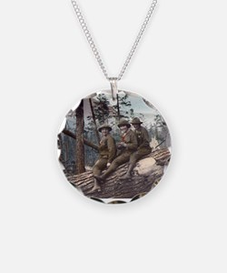 Girl Scout Camp Necklace