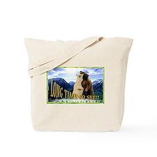 long time no see Tote Bag