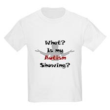 What? Austim Kids T-Shirt