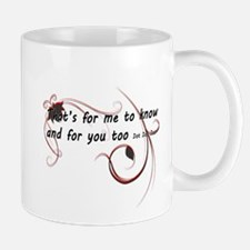 Dot Dot Dot... Mug