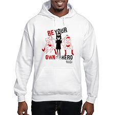Be Your Own Hero Jumper Hoodie