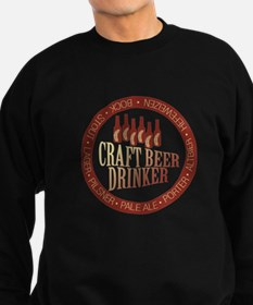 Craft Beer Drinker Sweatshirt