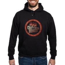 Craft Beer Drinker Hoodie