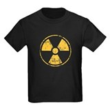 Radiation symbol Kids T-shirts (Dark)