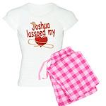 Joshua Lassoed My Heart Women's Light Pajamas