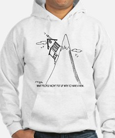 House W/A View Jumper Hoody