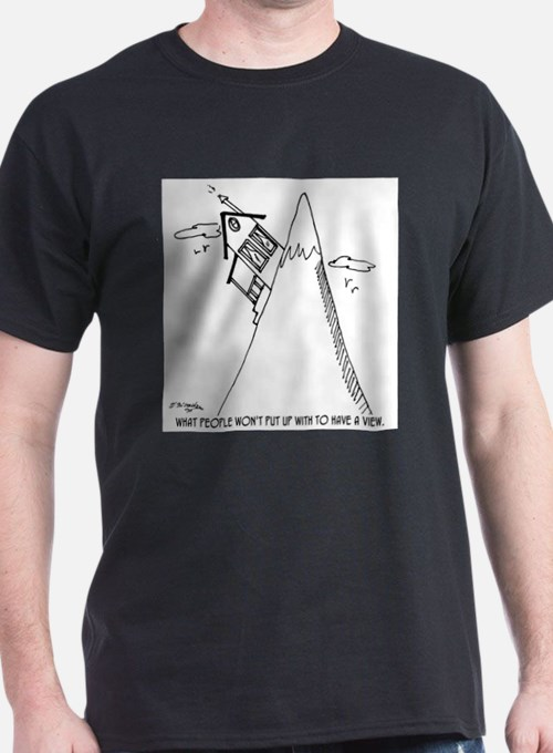 House W/A View T-Shirt