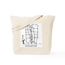 Cheap Kit House Tote Bag