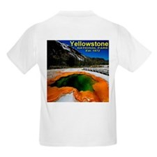 I'd Rather Be In Yellowstone T-Shirt
