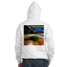 I'd Rather Be In Yellowstone Hoodie