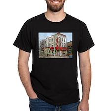 Federal Hill Black T-Shirt